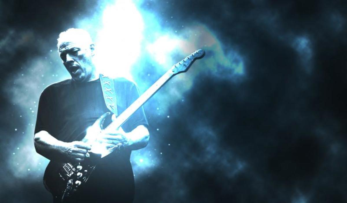 David Gilmour and the Fender Stratocaster