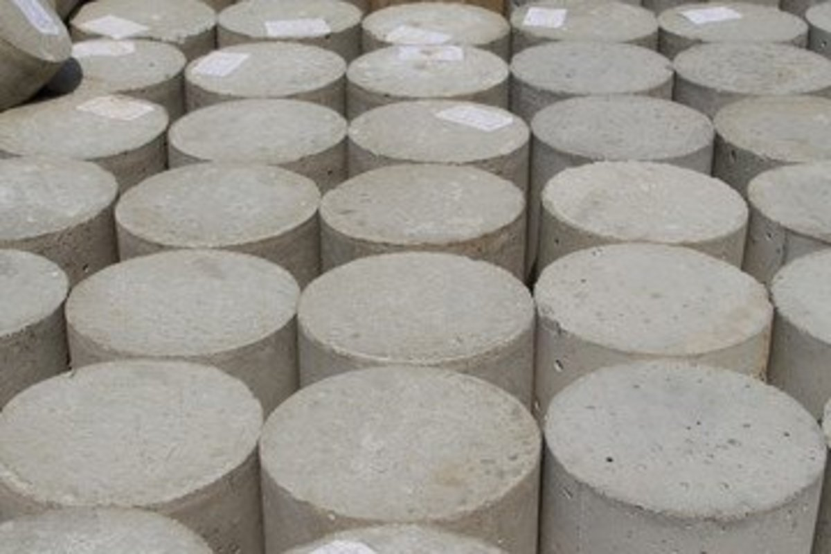 ASTM Standard Test Method C39: Compressive Strength of Concrete Cylinders