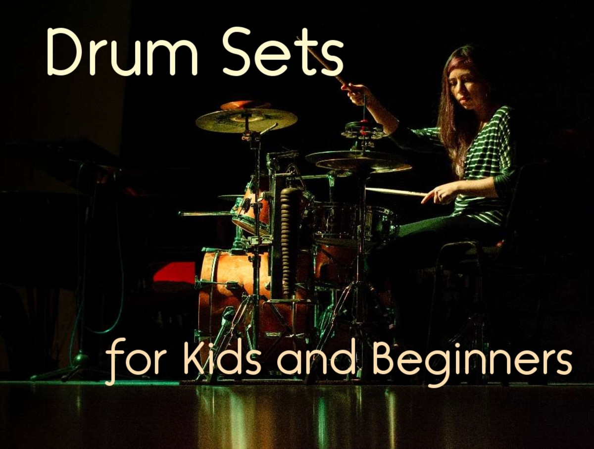 Things to know before you buy a drum set for a young person or beginner
