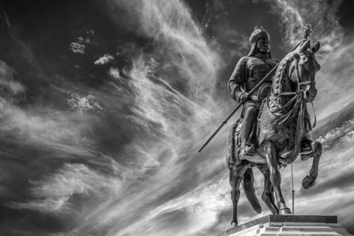 A Poem about Armageddon Warriors.