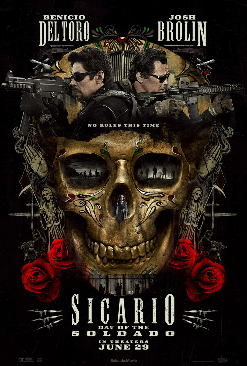 'Sicario: Day of the Soldado' Movie Review