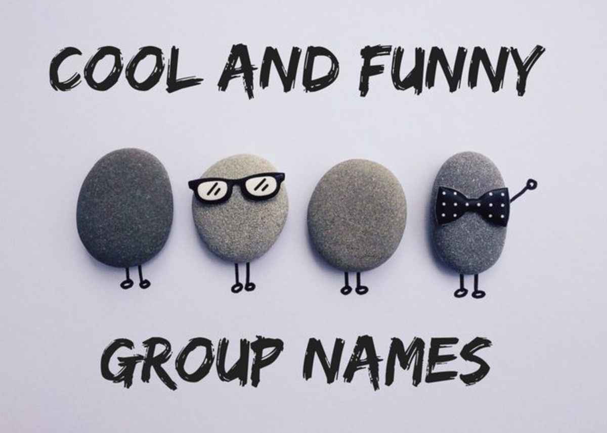 Group nicknames