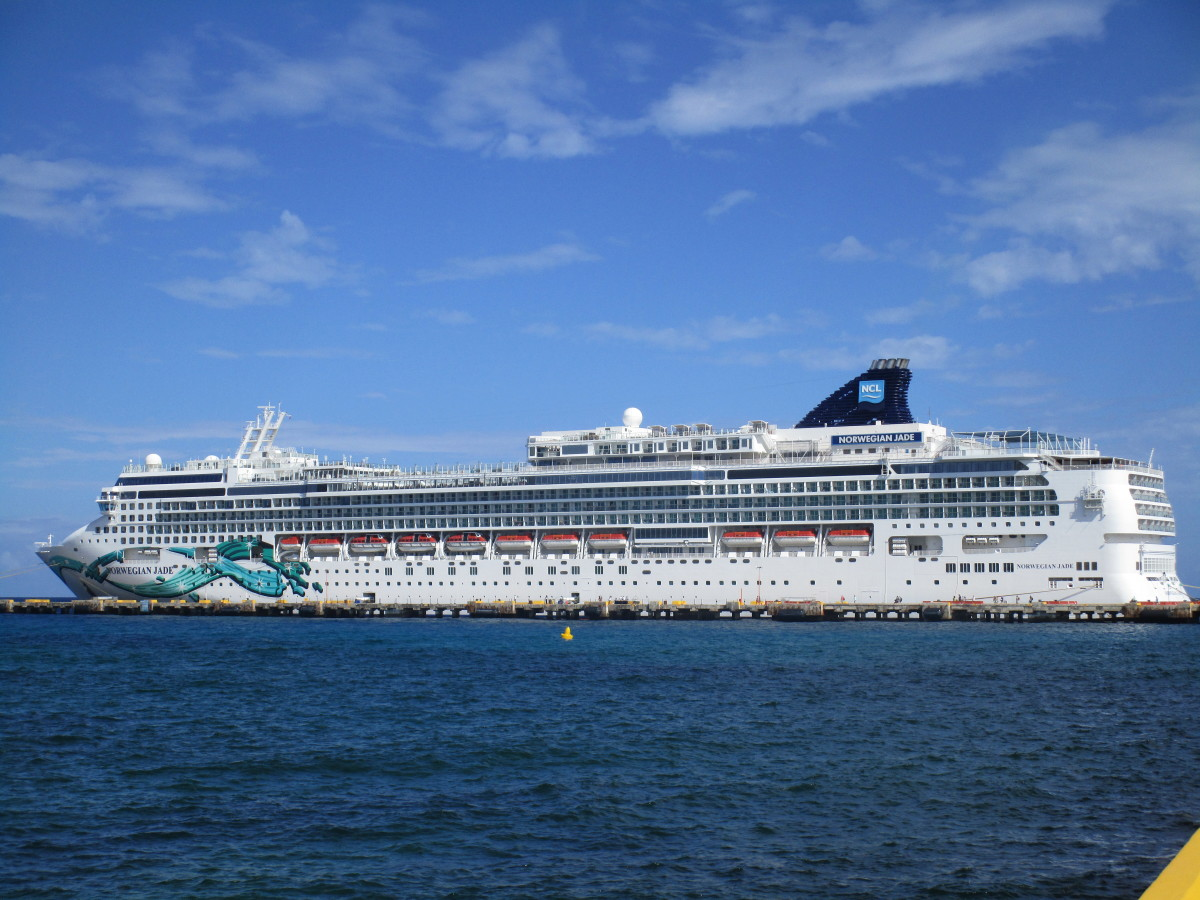 The Norwegian Jade.