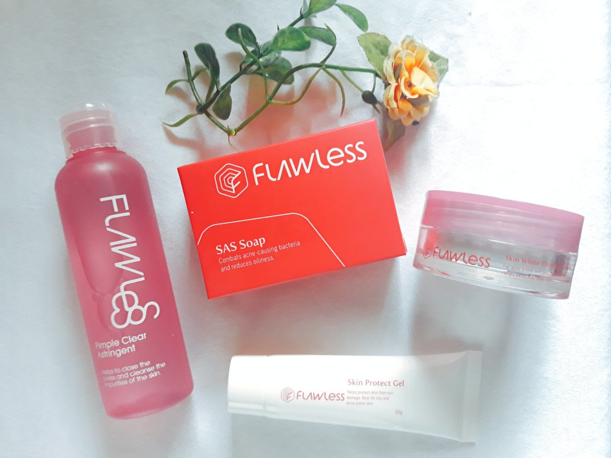 Review of Flawless Acne Control Kit