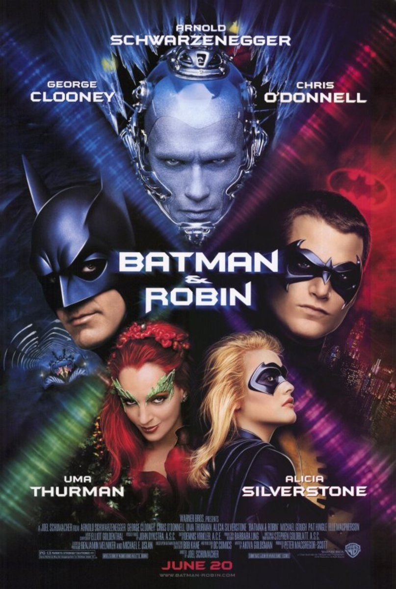 Should I Watch..? 'Batman & Robin'