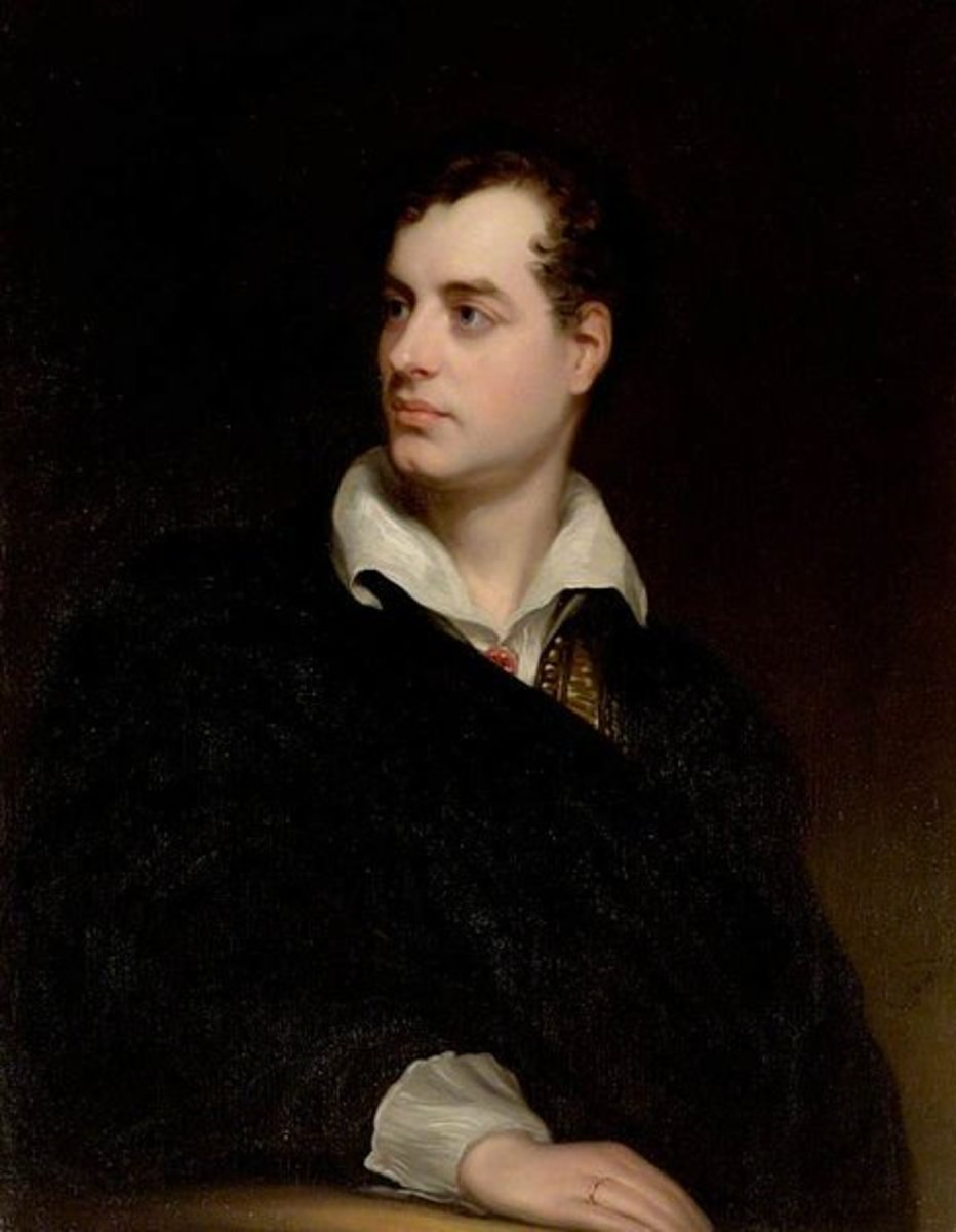 Analysis of Poem She Walks in Beauty by George Gordon, Lord Byron