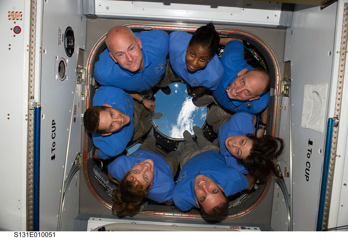 Keeping Astronauts Sane