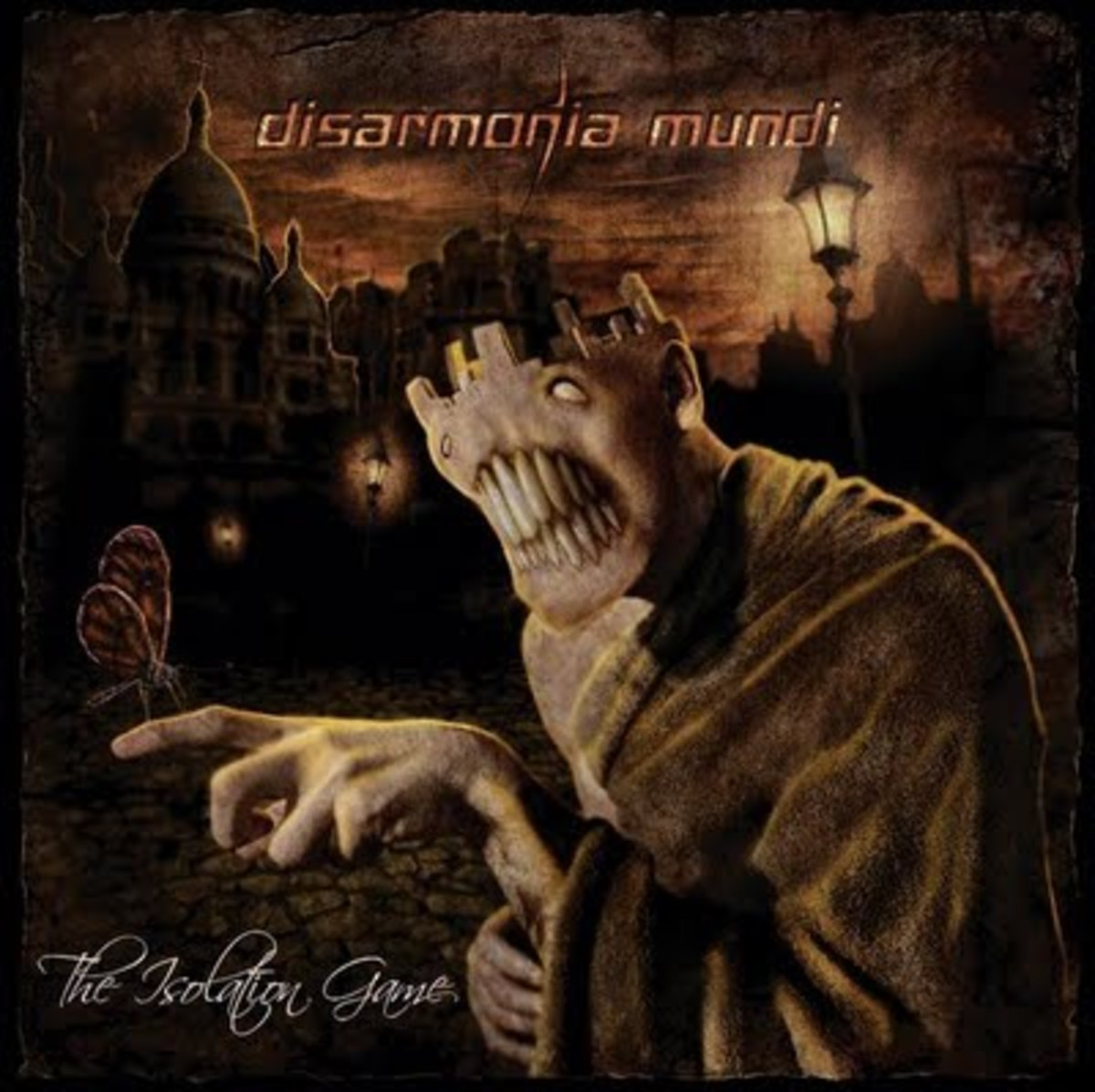 "Disarmonia Mundi—""The Isolation Game"" Album Review"