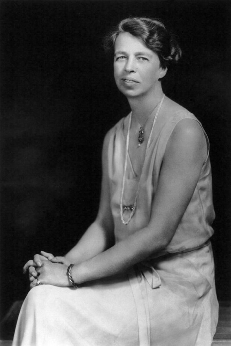 Eleanor Roosevelt: 33rd First Lady of the United States