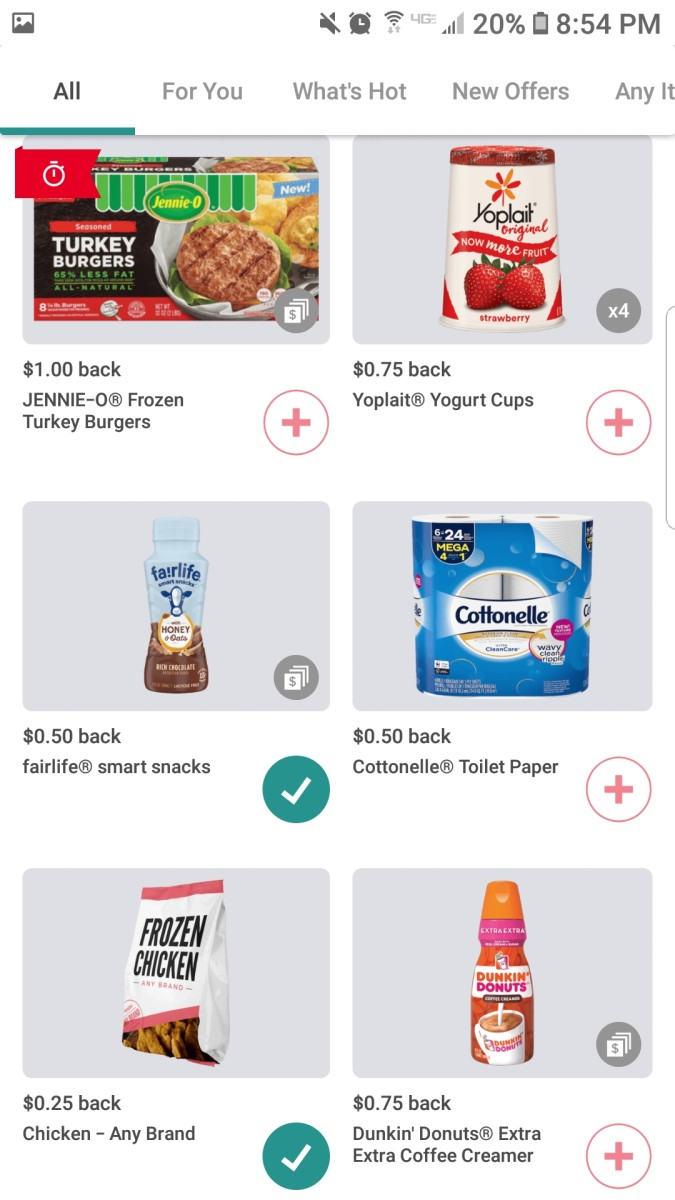 Ibotta Review - Save Money on Groceries