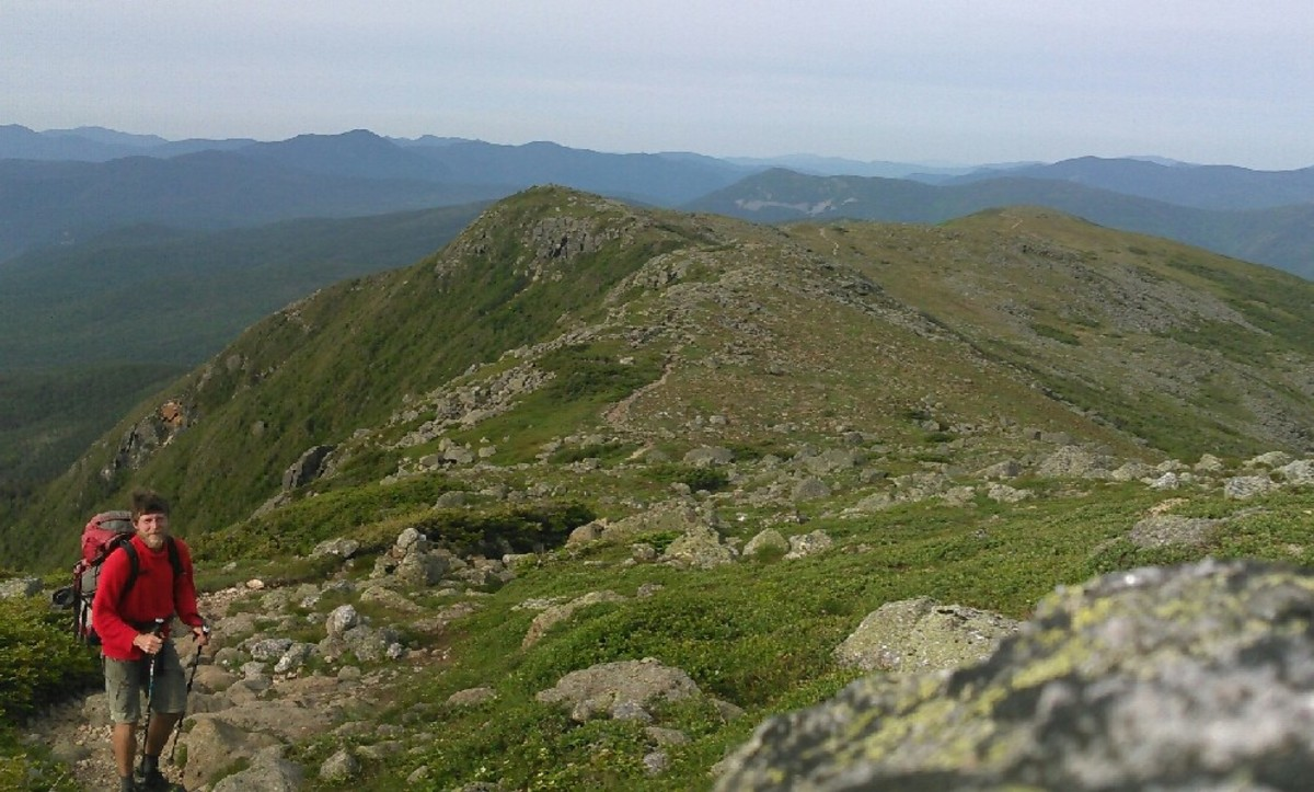 Mount Washington is the highest elevation in the northeastern U.S. at 6,288 feet.