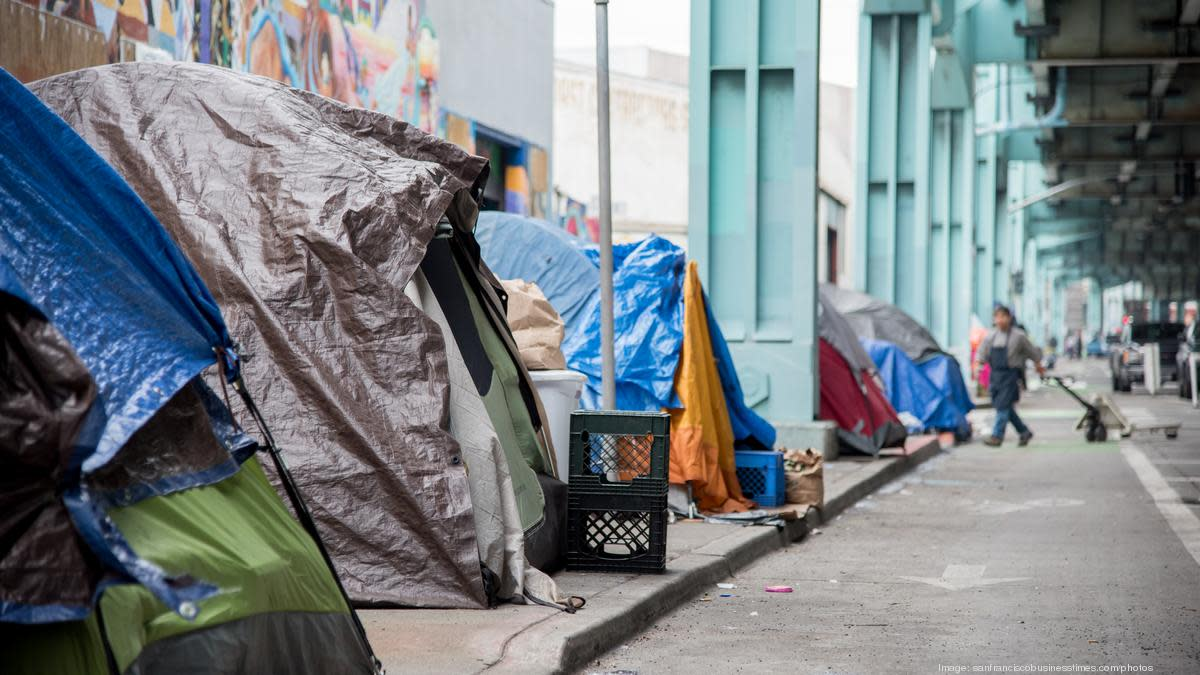 The Homeless Streets of San Francisco