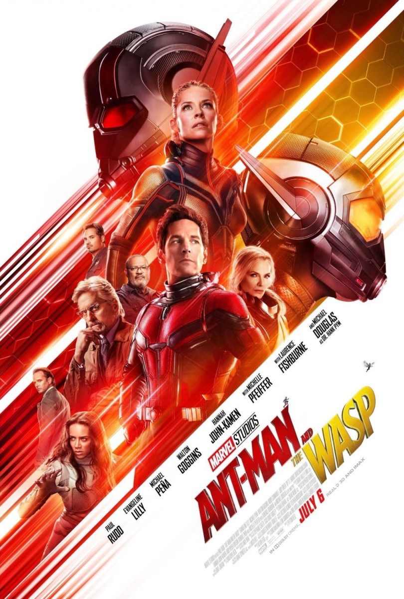 """Movie Review: """"Ant-Man and The Wasp"""""""