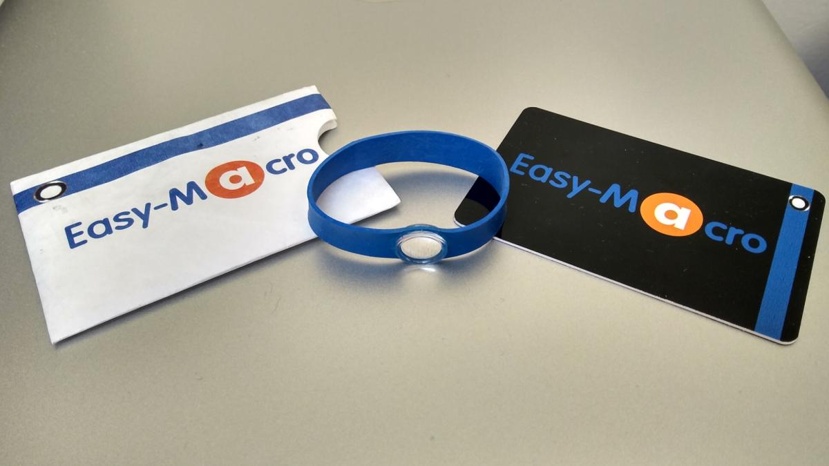 Review: Easy-Macro Lens Band