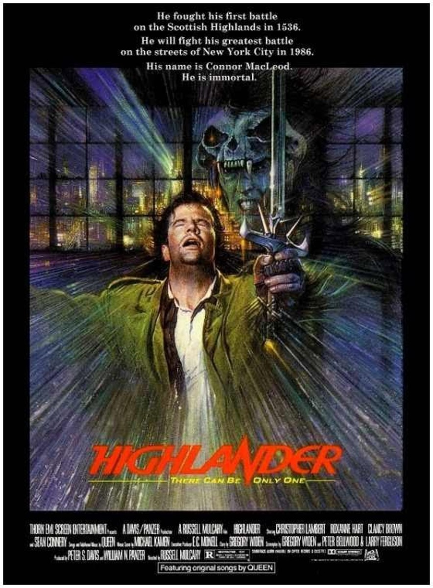 Should I Watch..? 'Highlander'