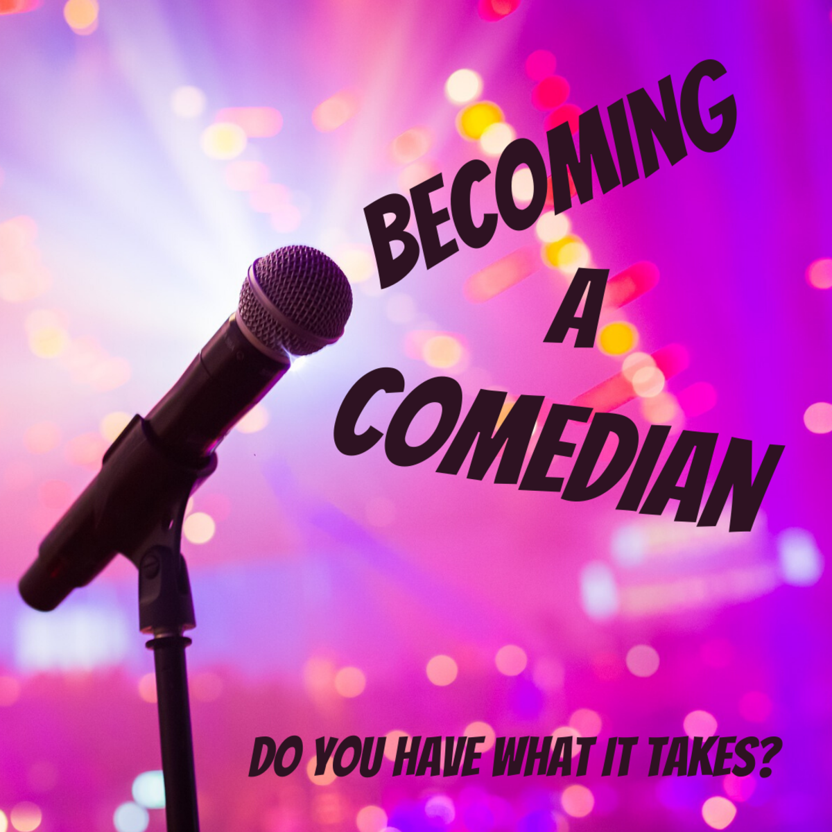 Are You Funny Enough to Be a Comedian?