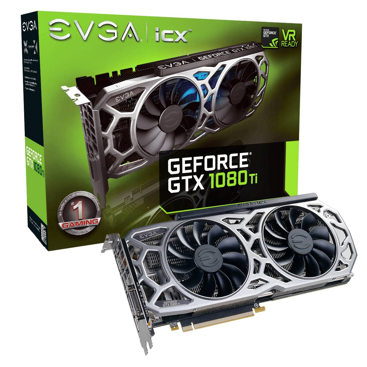 EVGA GTX 1080 Ti SC Gaming Graphics Card Review and Benchmarks