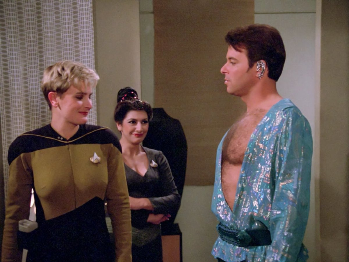 If Star Trek: The Next Generation Had Gotten Sexism Right
