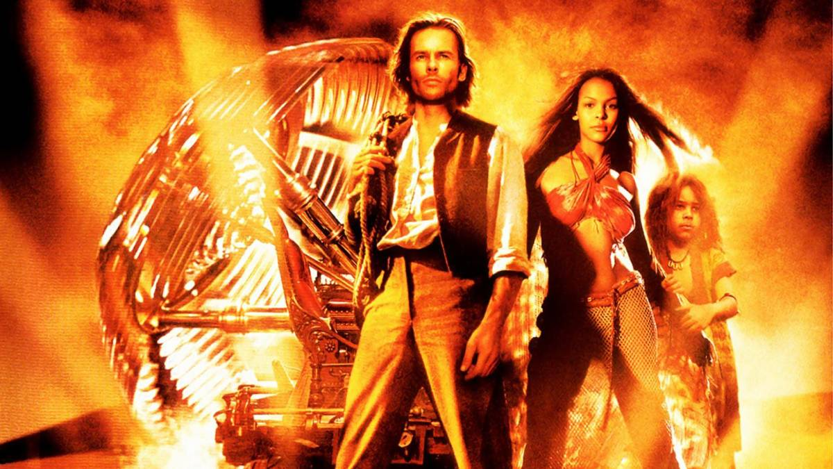 2002's 'The Time Machine' Is Actually Not as Great as I Remember