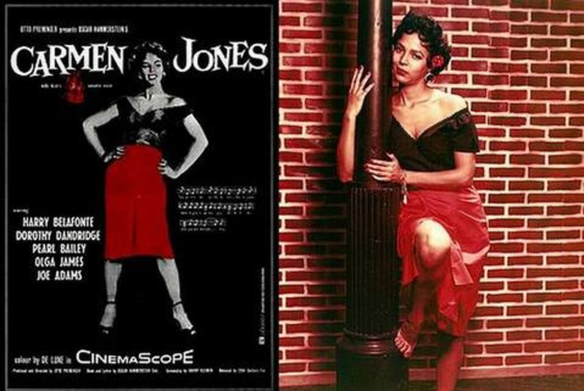 Sorry, Carmen Jones Is Not a Feminist Icon