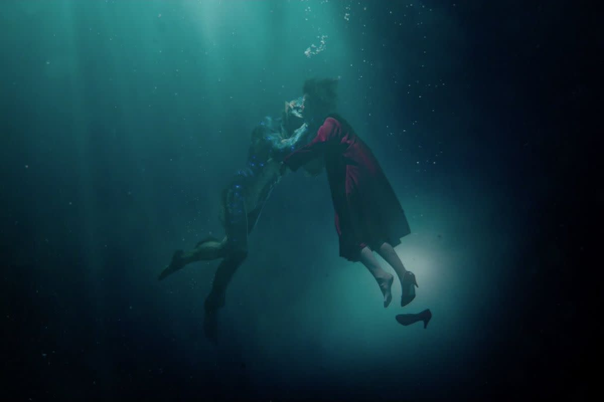 The Shape of Water: A Rather Lengthy Review, Pt. 1