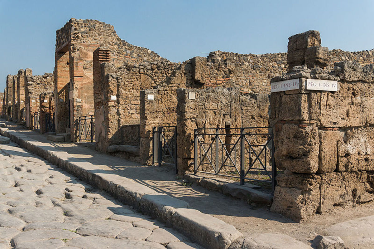 These Are the New Bodies of Pompeii