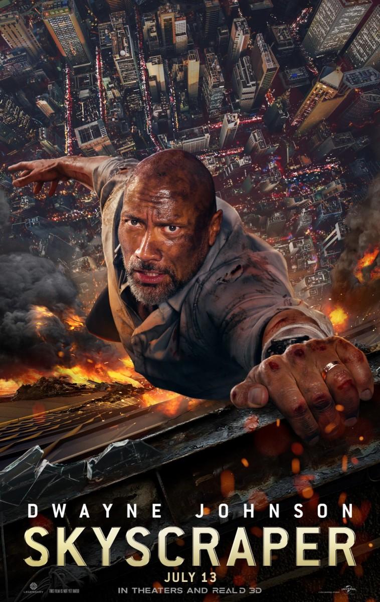 'Skyscraper' Movie Review