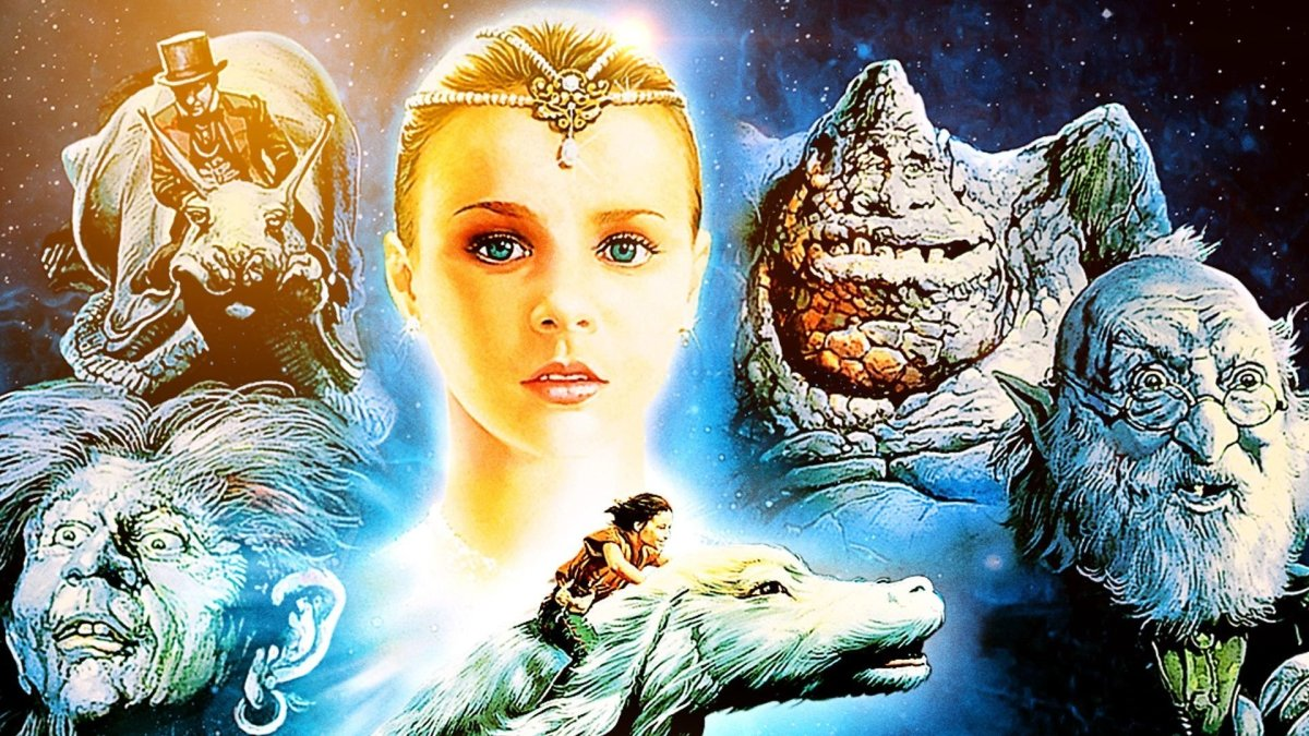 1984's The Neverending Story Is Full of Hope Not Sadness