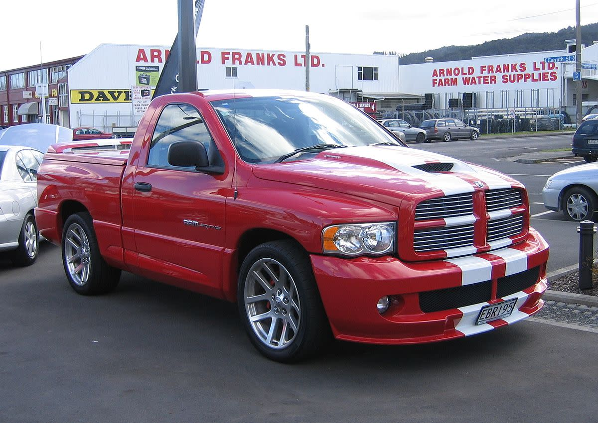 Fastest Pickup Trucks in the World