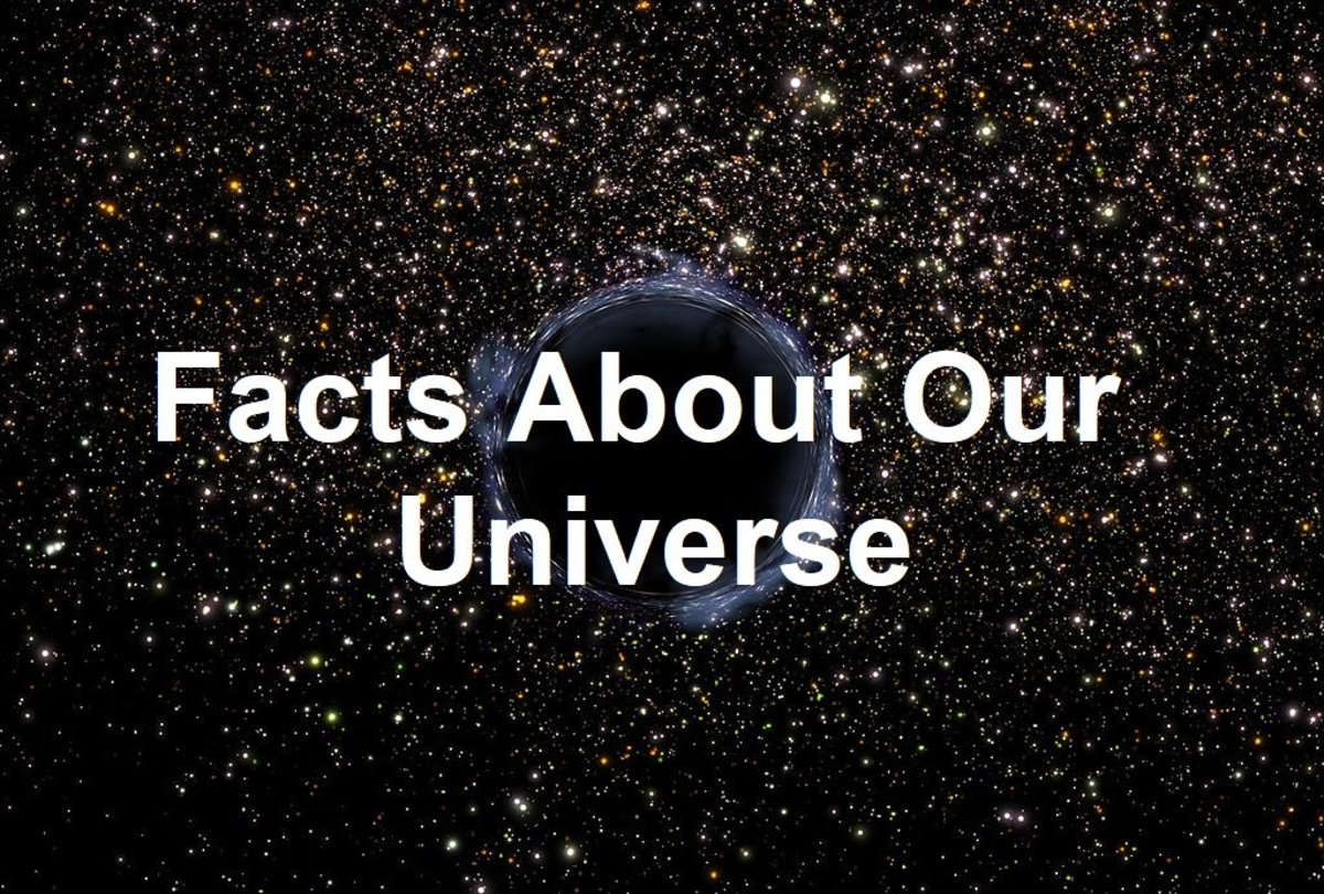 Top 10 Interesting and Fun Facts About the Universe