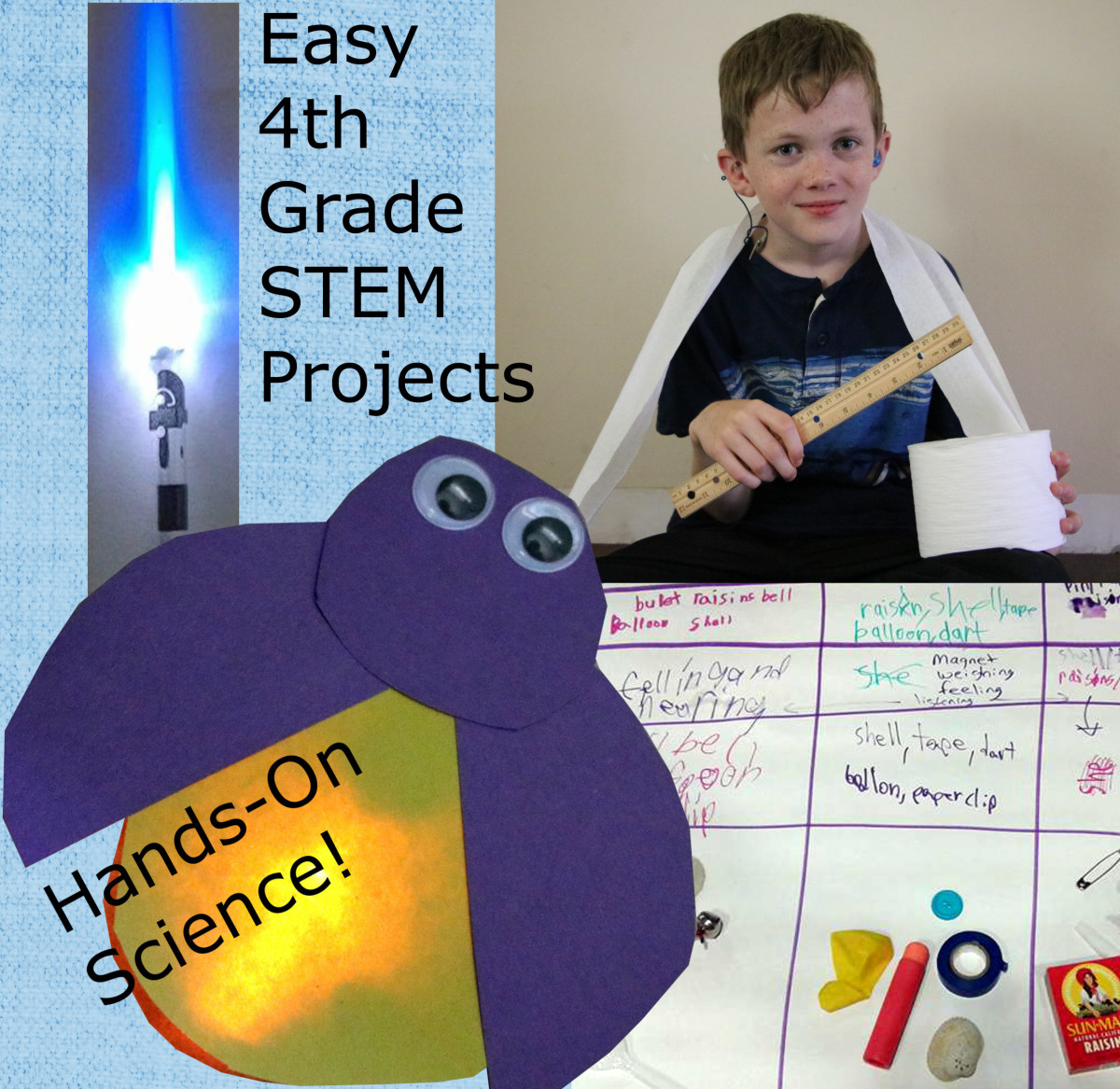 Easy Stem Activities for 4th Grade Students