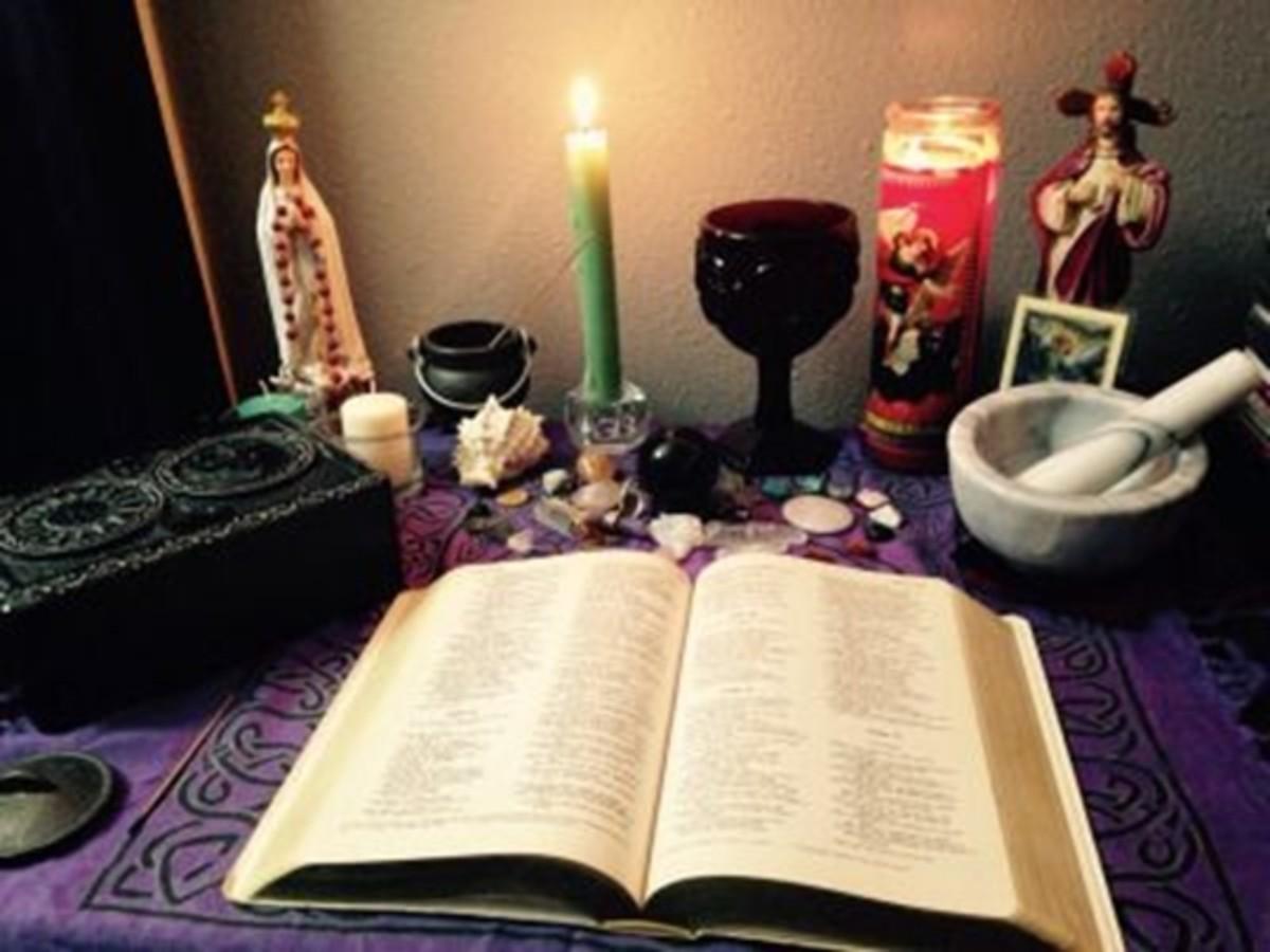 10 Poetic Incantations