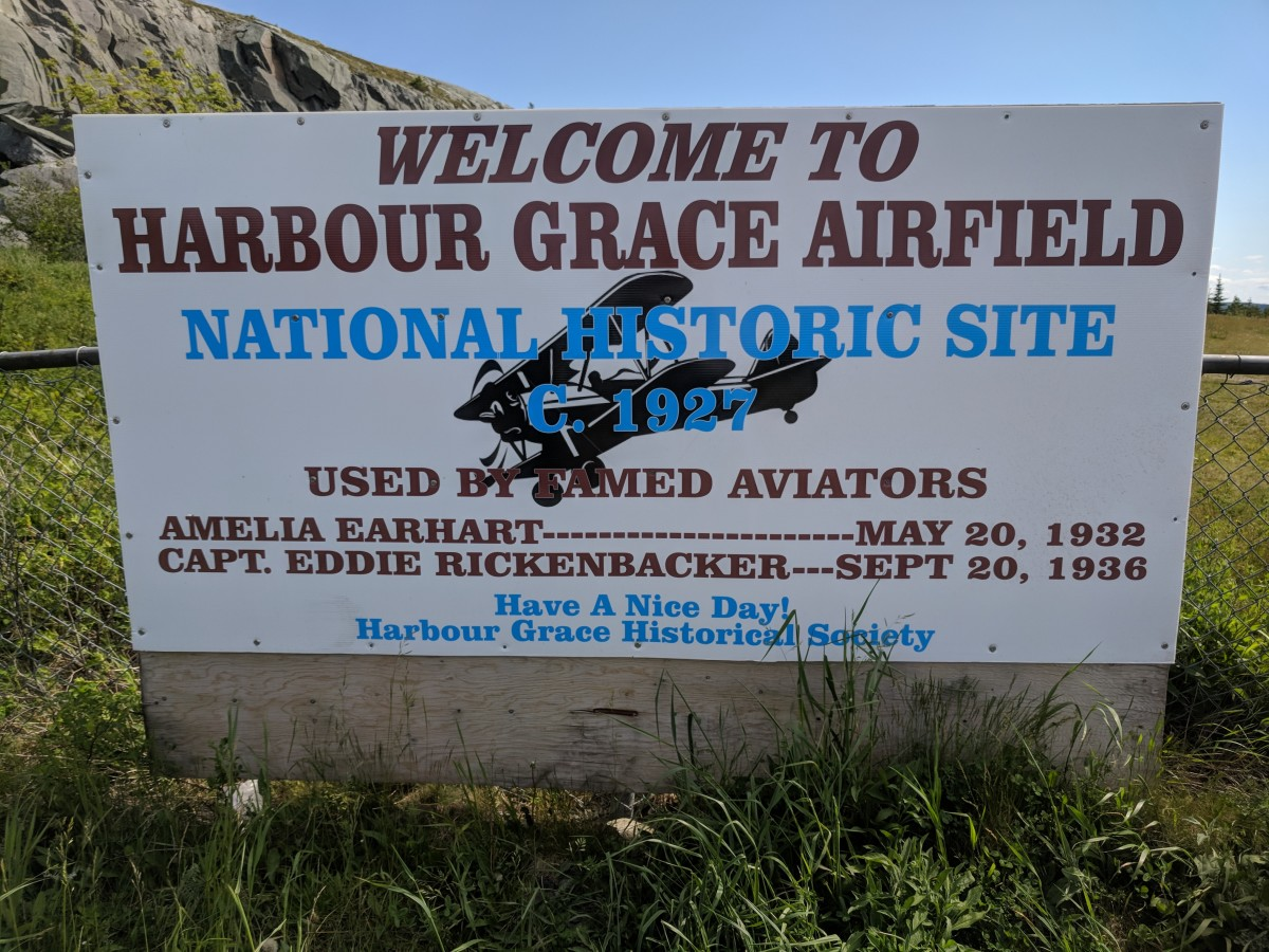 Harbour Grace Airport: Where Amelia Earhart Began Her Historic Flight