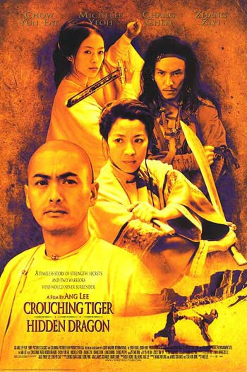 Should I Watch..? 'Crouching Tiger, Hidden Dragon'