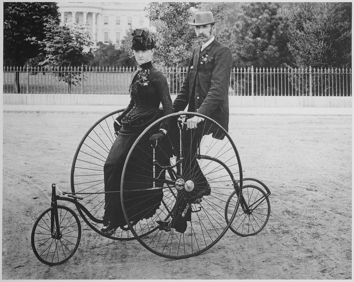 Bicycles and the Emancipation of Women