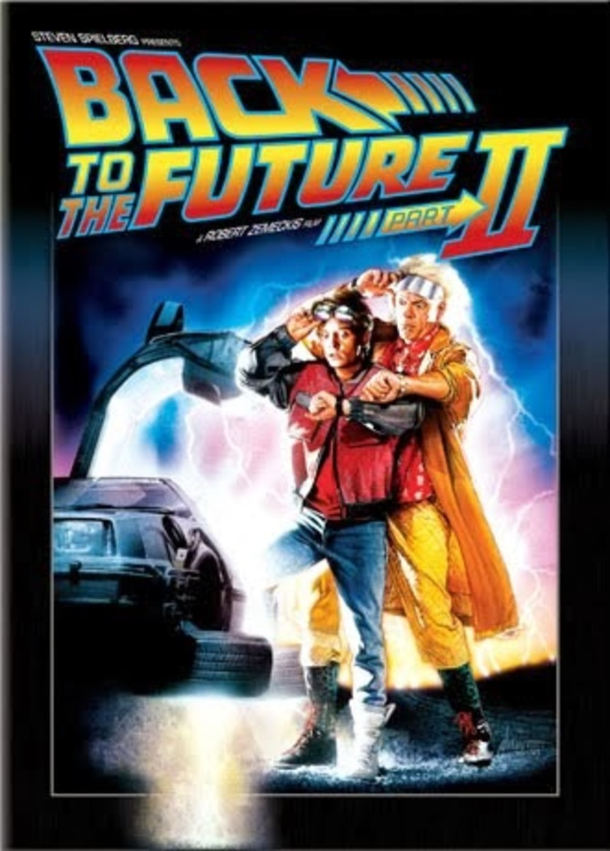 Should I Watch..? 'Back to the Future Part II'