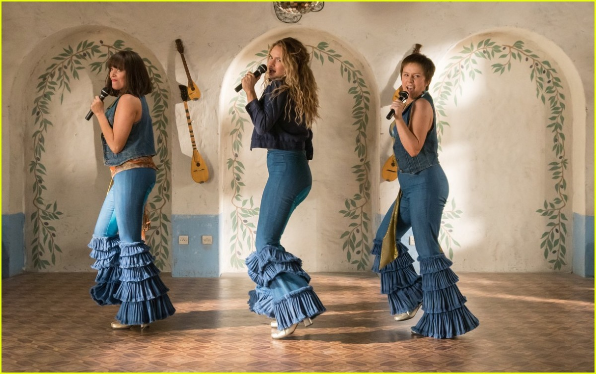 Mamma Mia! Here We Go Again Movie Review