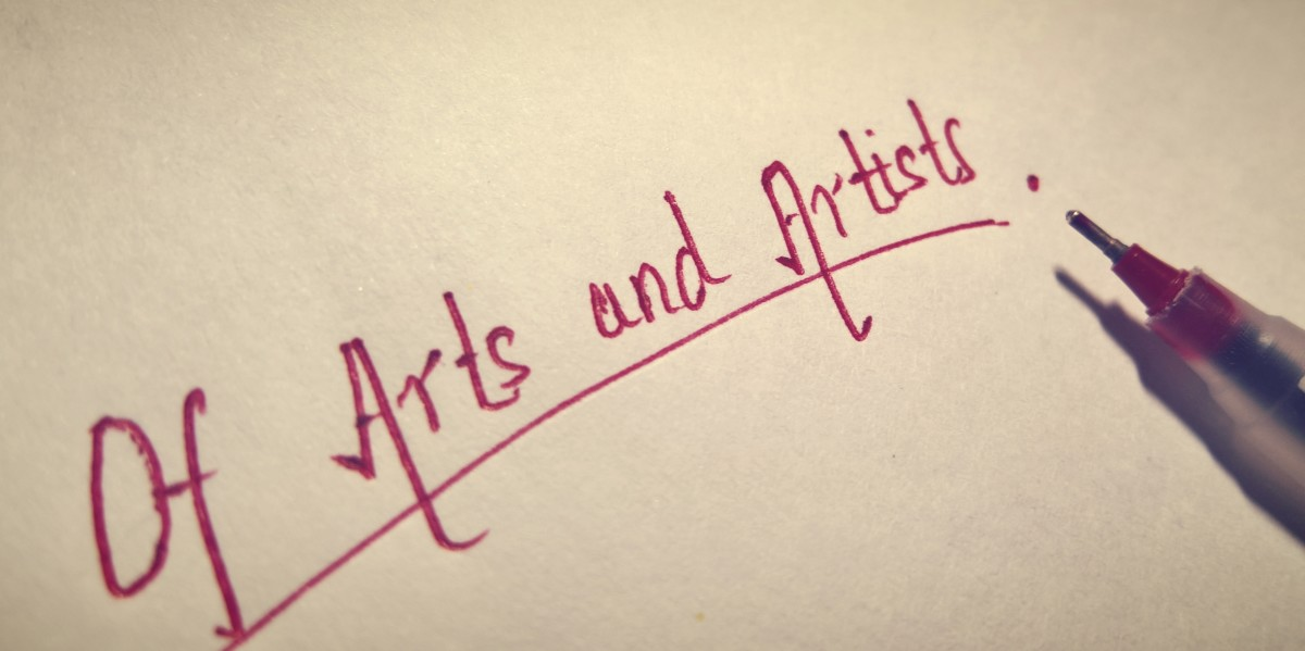 Of Arts and Artists
