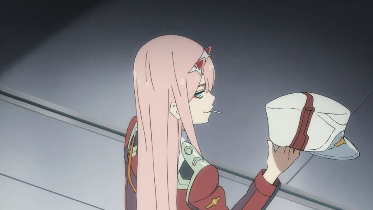 Reaper's Reviews: 'Darling in the Franxx'