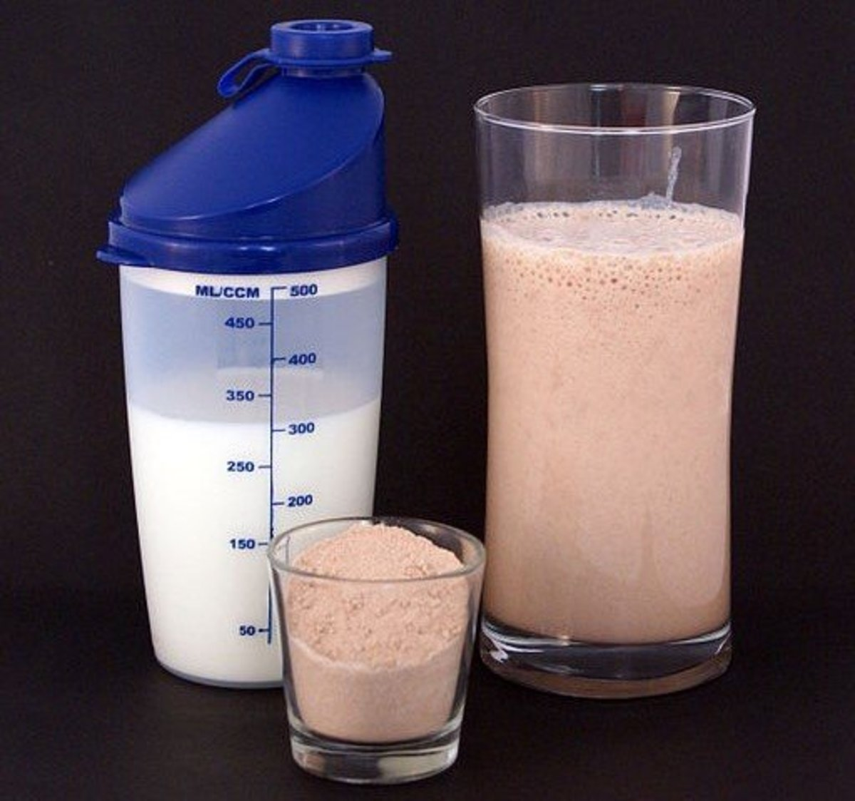 Whey protein can help you build muscle, increase strength, and improve your health too.