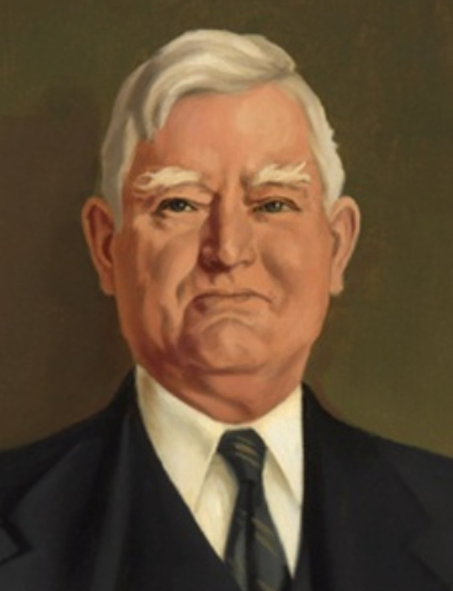"John ""Cactus Jack"" Garner: 32nd Vice President of the United States"