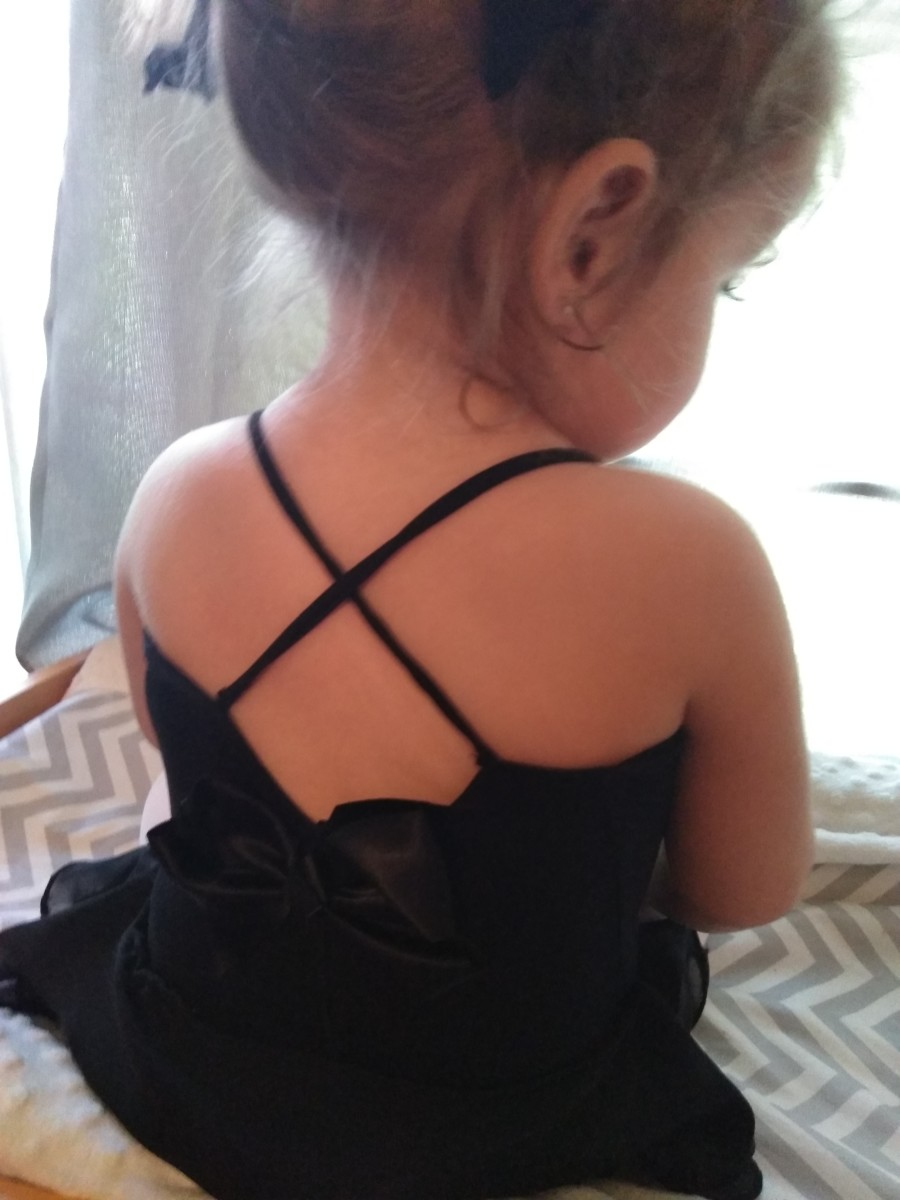 How to Make a Leotard Out of a Tanktop