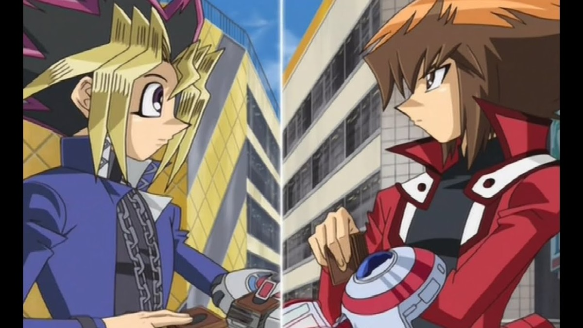 Yugi vs Jaden