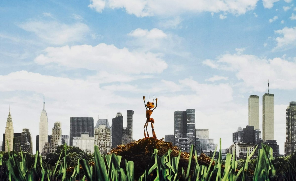 1998's 'Antz' is a Dreamworks Classic