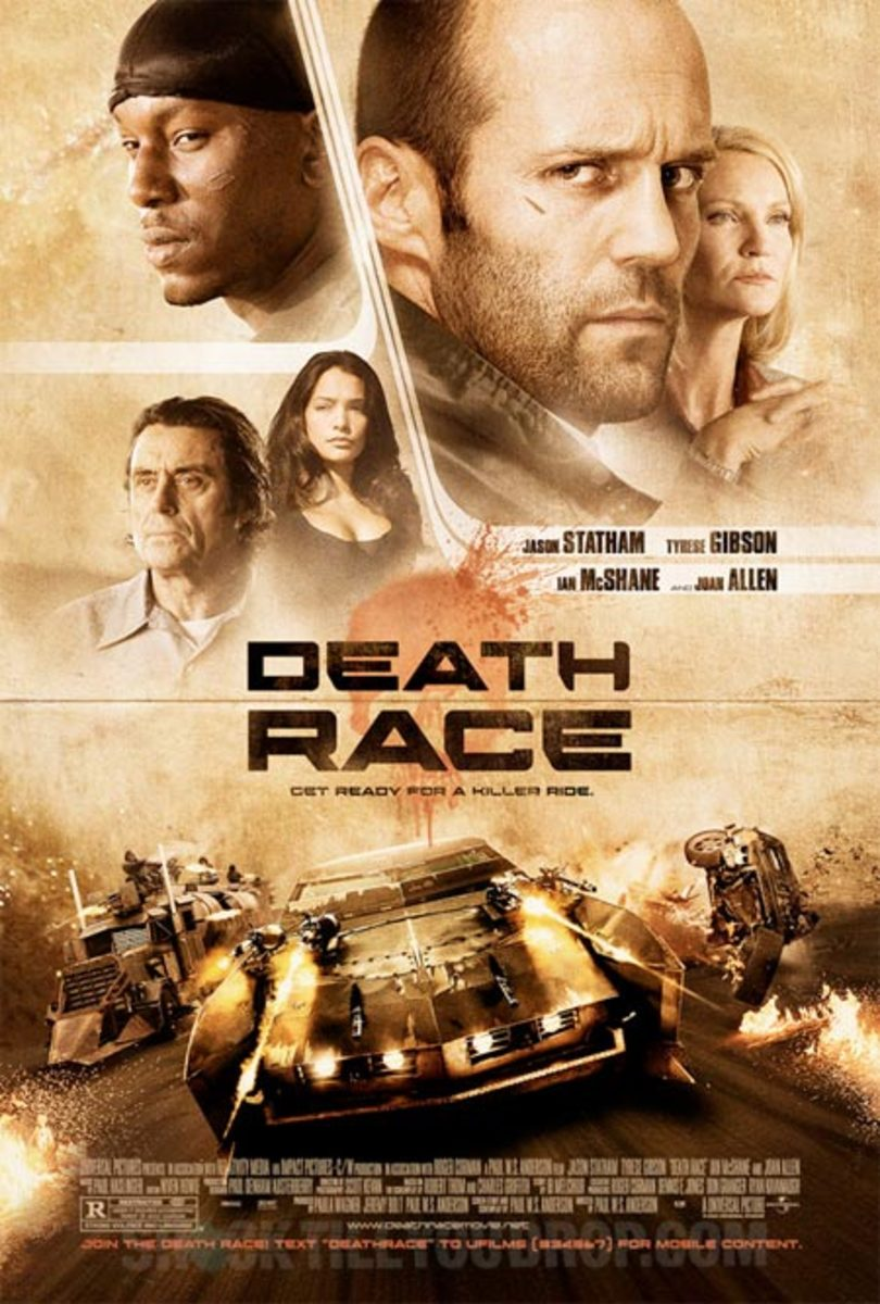 Should I Watch..? 'Death Race'