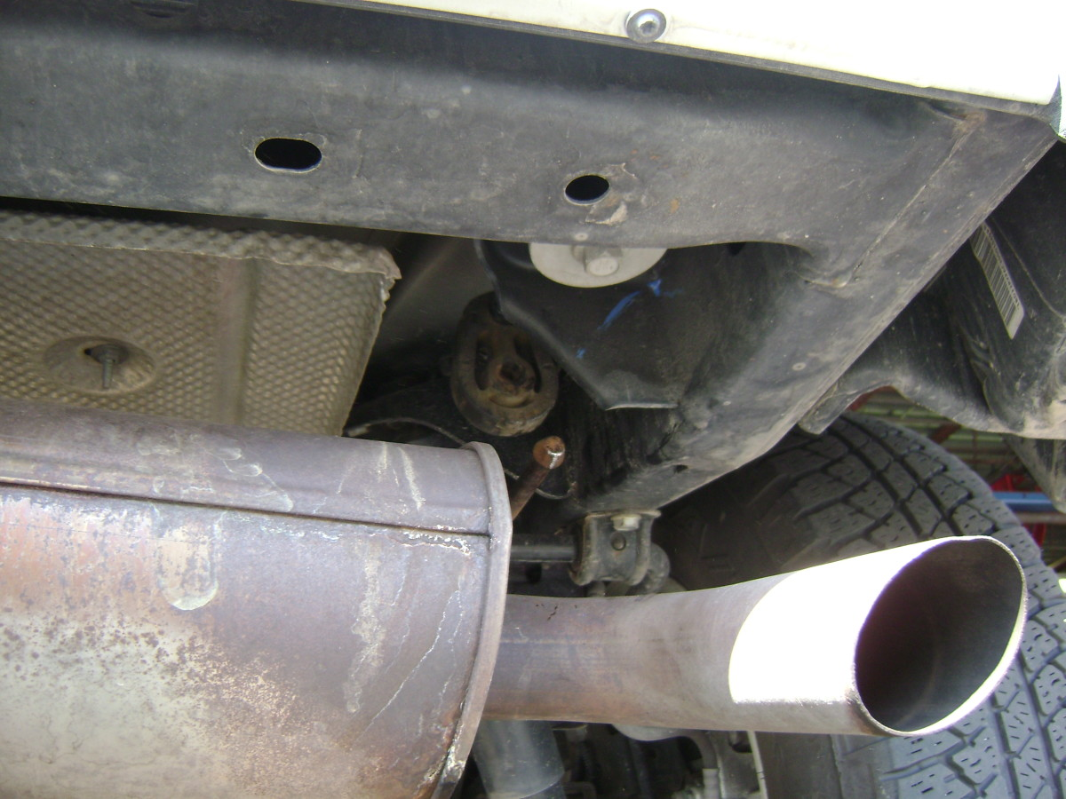 Jeep Jk Muffler >> How To Relocate The Muffler On Your Jeep Wrangler Jk