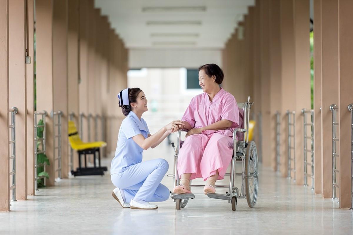 A Poem about Nurses