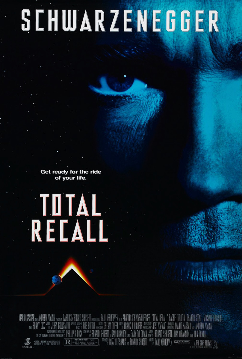 Should I Watch..? 'Total Recall' (1990)