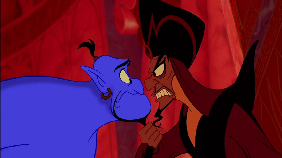 Disney's Aladdin: Jafar Didn't Even Need the Genie