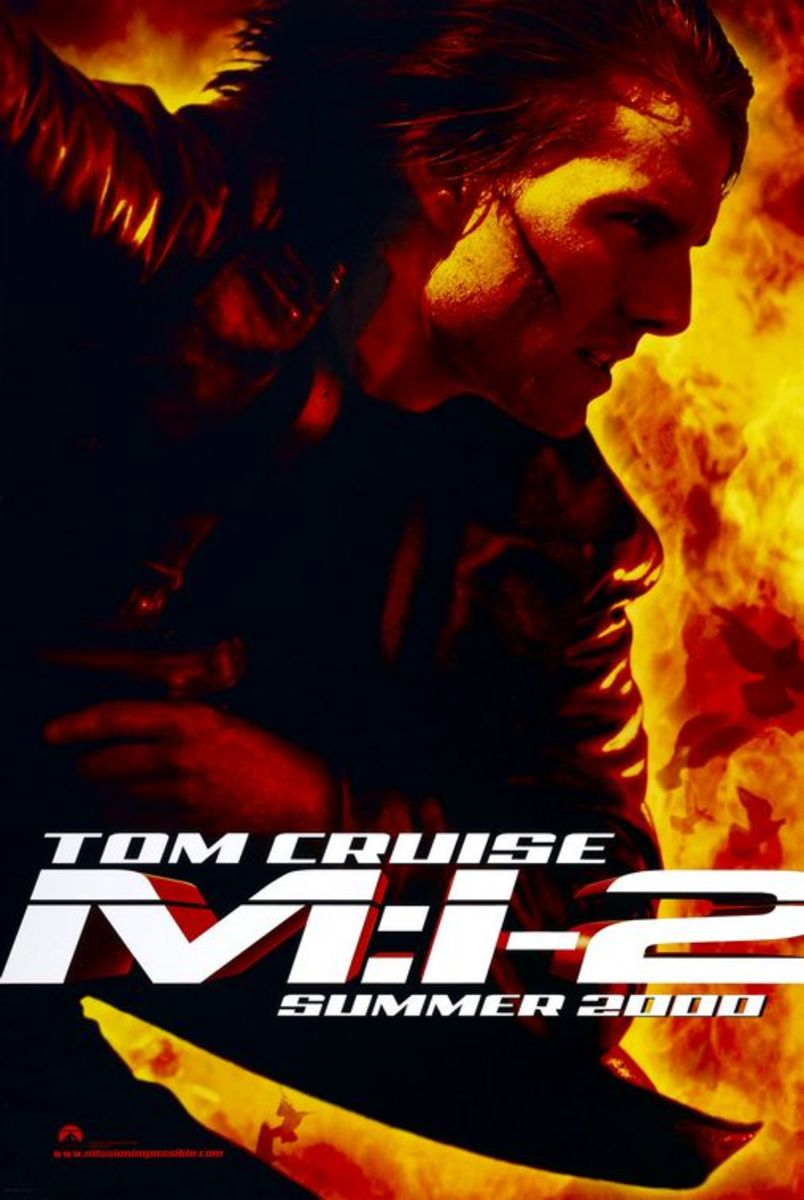Should I Watch..? 'Mission: Impossible II'